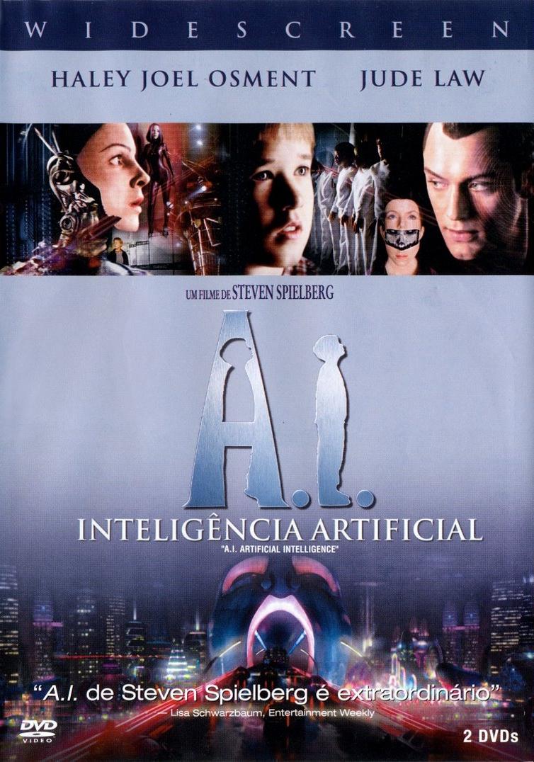 A.I. Inteligencia Artificial Dublado Online