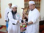 Berkunjung ke Ponpes Al Fatah Temboro, Ketua DPD RI Bertemu Wali Kota Bengkulu