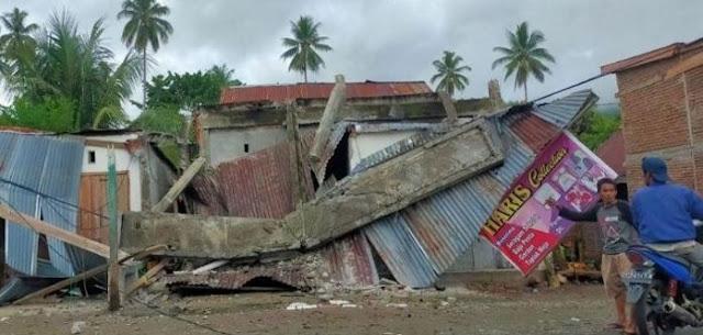Berduka, Gempa Guncang Mamuju-Majane Sulbar, Memakan Korban Sedikitnya 35 Orang dan Ratusan Orang Luka-Luka