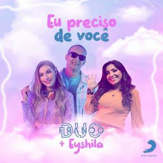 Baixar Música Gospel Eu Preciso De Você - Duo Franco feat. Eyshila Mp3
