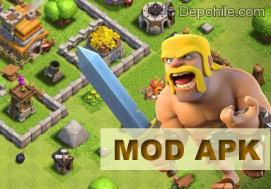 Clash of Clans Server BB12 6.2.2 PVP Altın,Elmas Hileli Apk 2019