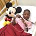 Young Chibok Boko Haram Attack victim Survives Corrective Surgery In Dubai