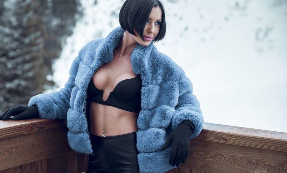 AyleeBloom Model GlamourCams