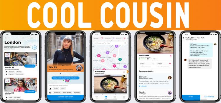 ICO Cool Cousin - Platform Pariwisata Terdesentralisasi