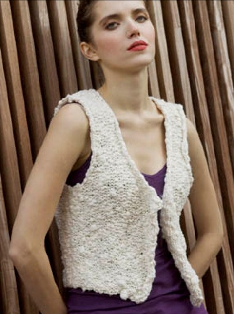 Are they clothing women pattern vest patterns free patterns knitted polly