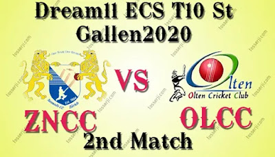 Who will win ZNCC vs OLCC 2nd T10 Match