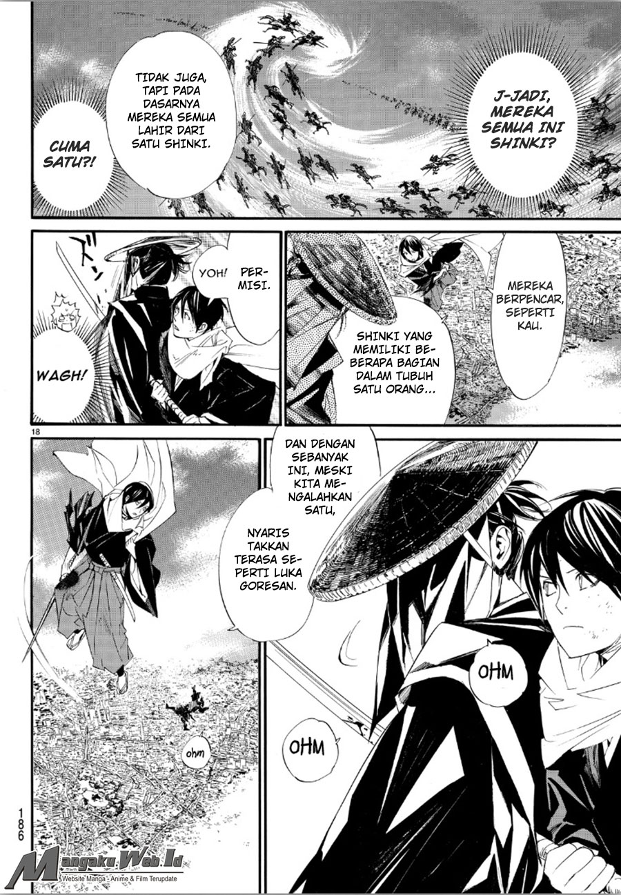 Noragami Chapter 69-18