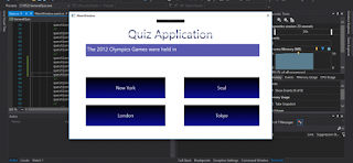 QUIZ APPLICATION SYSTEM USING C# WITH SOURCE CODE