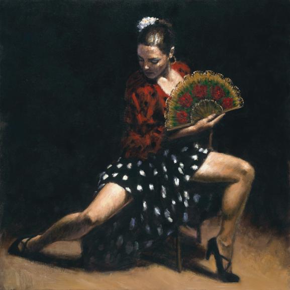 "Woman Paintings By Argentinian Artist- ""Fabian Perez"""