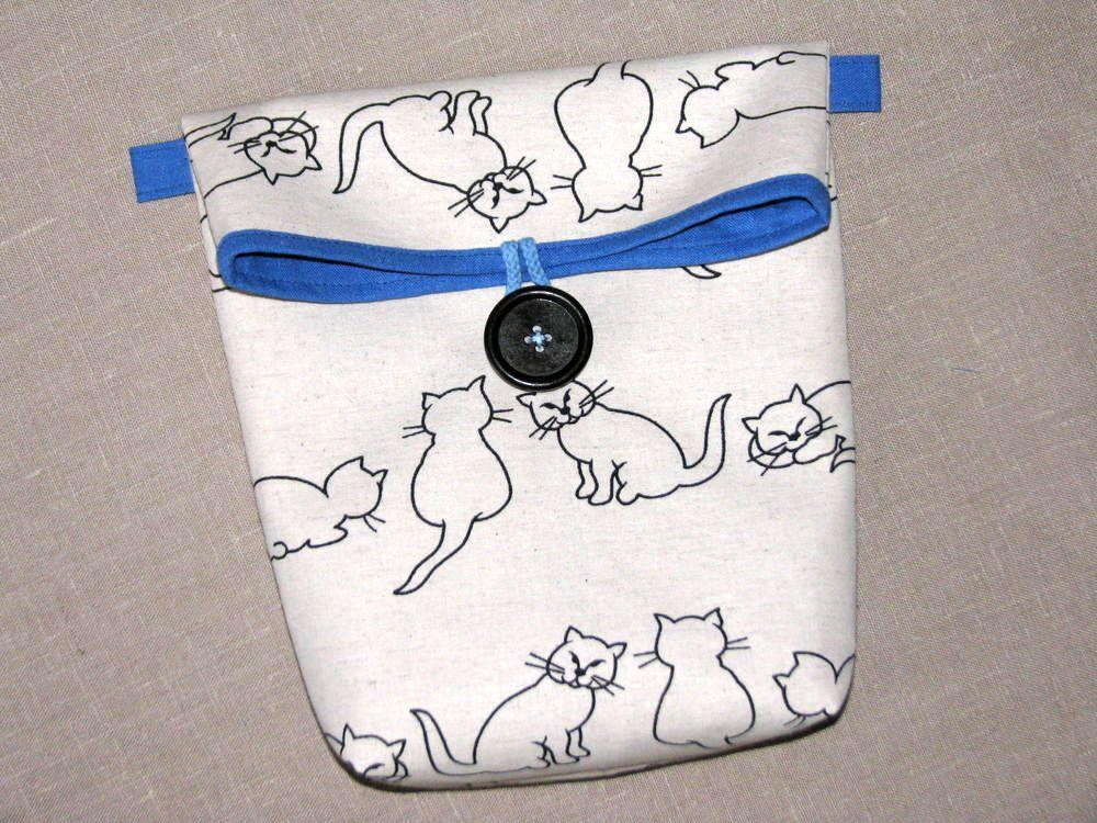 Easy Purse Bag. Free Pattern + Tutorial