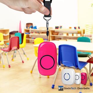 classroom wireless doorbell for classroom management
