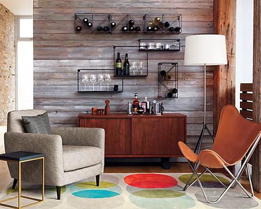 Marzua muebles bar y botelleros para la casa for La casa muebles