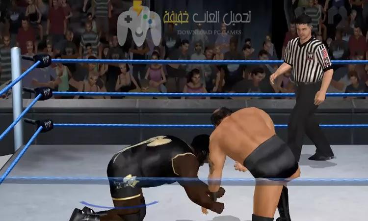 تحميل لعبة WWE Smackdown Raw 2010 بحجم صغير
