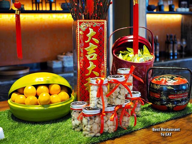 NIPAH @EQ KUALA LUMPUR Chinese New Year Decoration and Setting