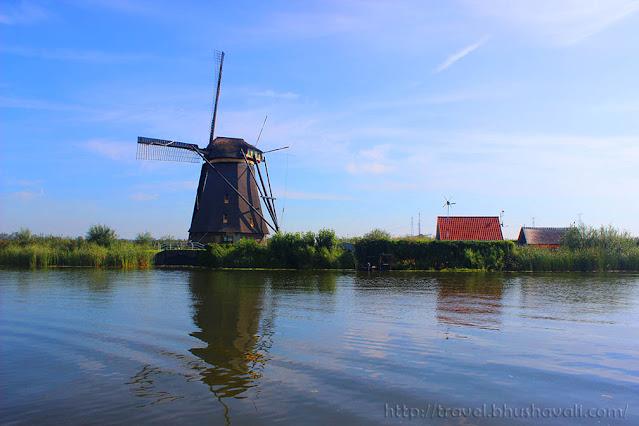 Kinderdijk Windmills Tour