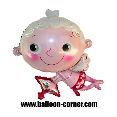 Balon Foil Cupid Mini