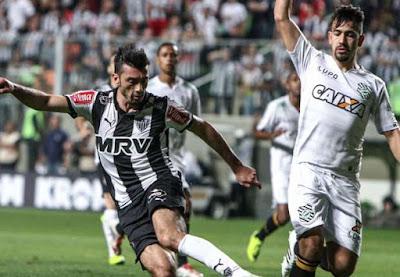 Horário do Jogo Atlético - MG e Figueirense - 28/02/2018