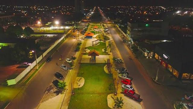 Prefeito Nelio Aguiar inaugura hoje a pavimentação asfáltica da Anísio Chaves em Santarém