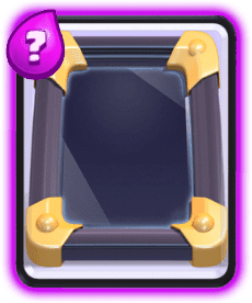 Carta do Espelho do Clash Royale