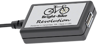 Зарядное USB устройство для велосипеда Bright-Bike Revolution.