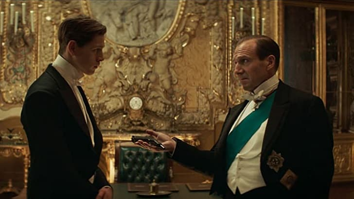 Вышел трейлер кинокомикса «King's Man: Начало» - приквел выйдет в январе 2022 года