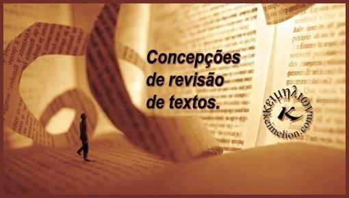 Revisão de tese, dissertação e artigo tem que ser muito criteriosa.