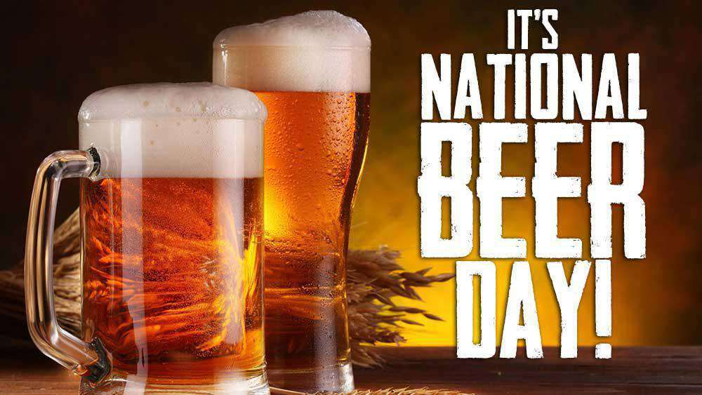 National Beer Day Wishes Sweet Images