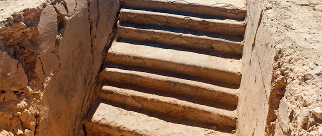 Monumental ritual bath unearthed at King Herod's Palace in Jordan