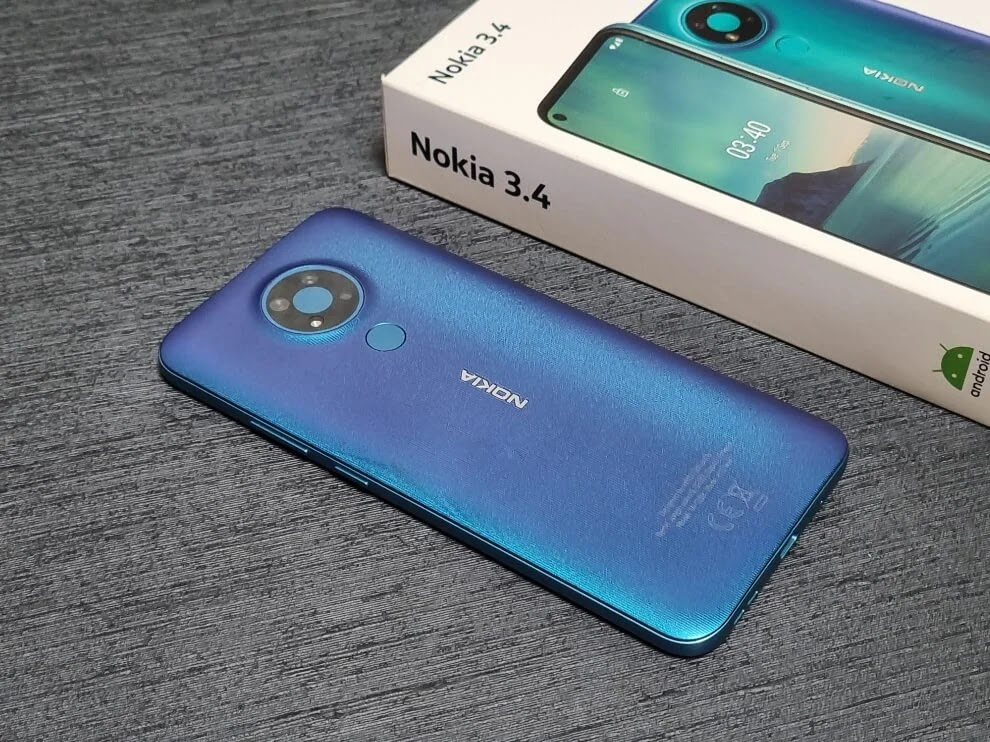 Nokia 3.4 Review; Entry-Level Leader
