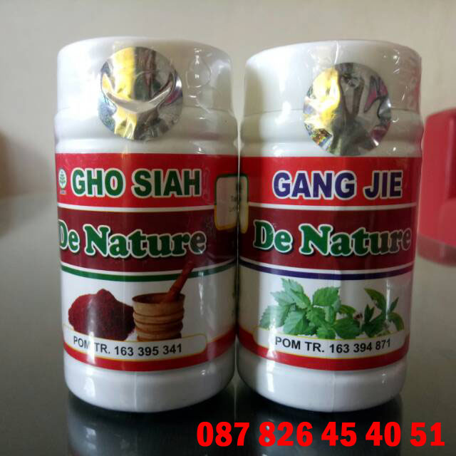 Obat Herbal Gonore De Nature Info 087 826 454 051