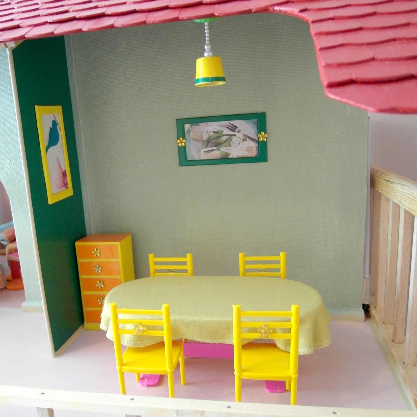 Czerwonyguziczek Pl Domek Dla Lalek Typu Barbie