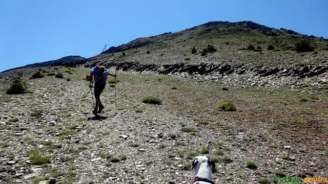 Ruta circular al Pico Lobo, techo de Guadalajara en la Sierra de Ayllón en el Sistema Central.