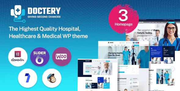 Best Hospital and Healthcare WordPress Theme