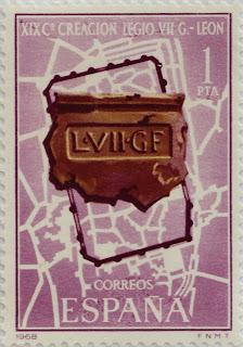 XIX CENTENARIO DE LA LEGIO VII GÉMINA FUNDADORA DE LEÓN