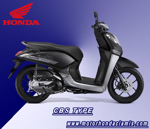 Mau Kredit Motor Honda Genio Ciamis