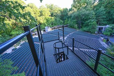 Carter Barron Amphitheater, Rock Creek Park, Washington DC - outdoor theaters