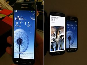 Samsung Galaxy S4 mini Leaked Details
