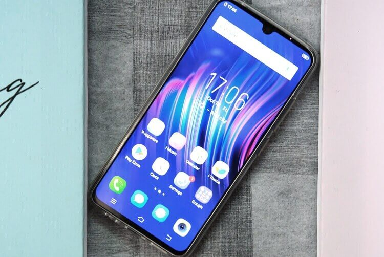 Vivo V11 6.41-inch FHD+ Halo Display