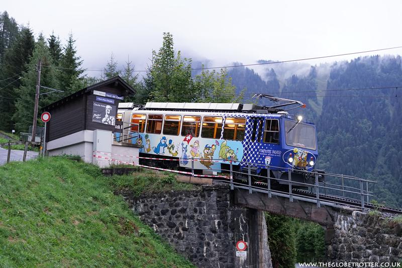 The Hauts-de-Caux train stop