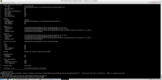 CMake finished configuring the build