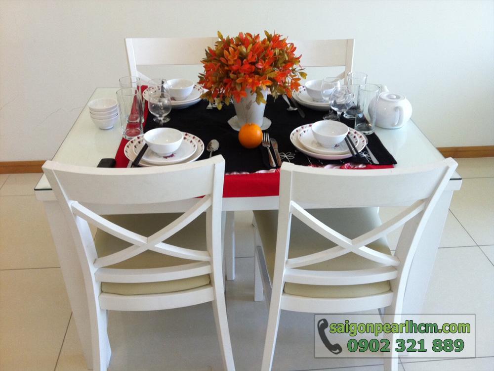 thuê hoặc mua căn hộ Saigon Pearl 2 phòng ngủ 90m2 - hình 2