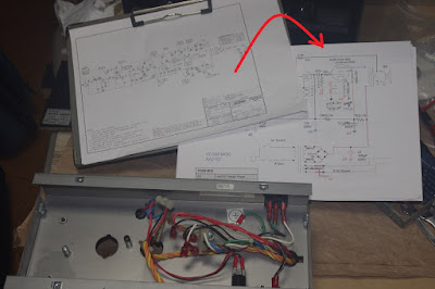 designing new all tube circuit for VC508