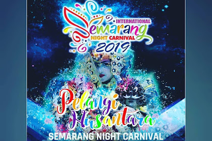 International Semarang Night Carnival (ISNC) 2019
