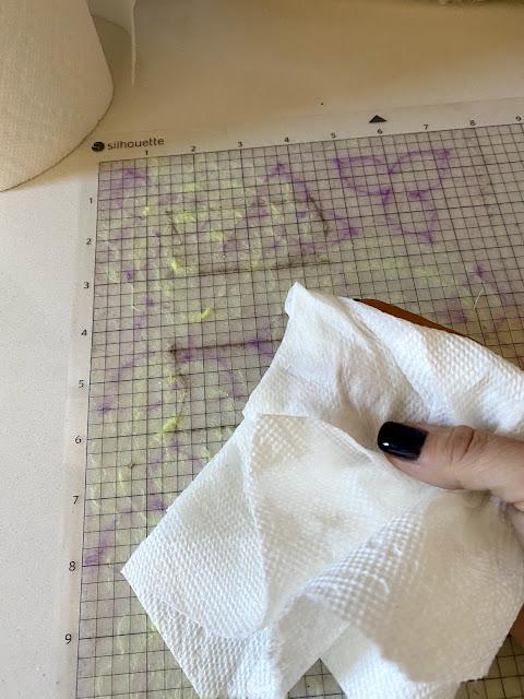 silhouette cutting mat, clean cutting mat, clean silhouette mat, silhouette accessories, cameo 4