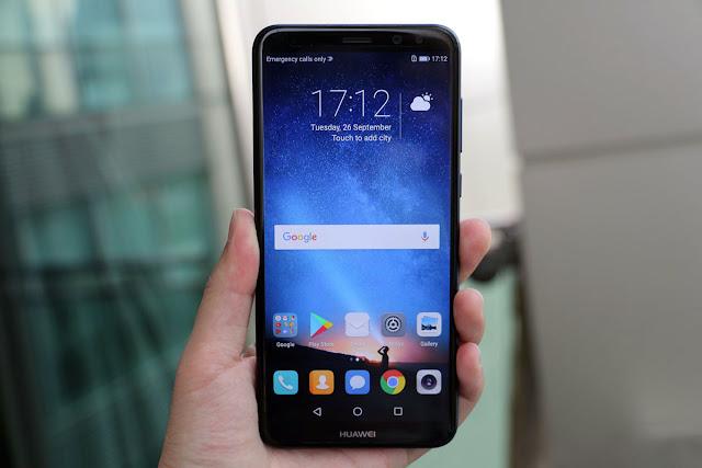 Harga Huawei Nova 2i dengan Empat Kamera