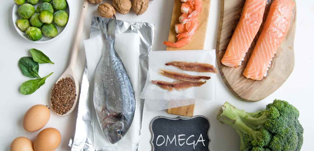 Add fatty fish to your diet