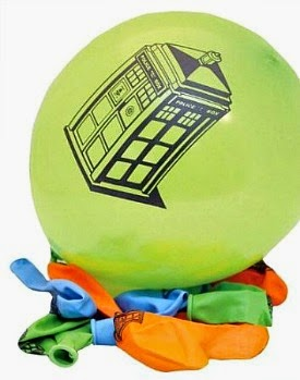 Official Doctor Who Party Balloons