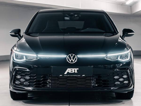 VW Golf GTD Mk8 da ABT: mais personalidade, 230 cv e 440 Nm de torque