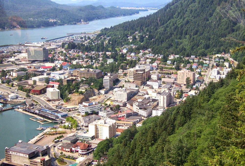 Juneau, Capital do Alaska