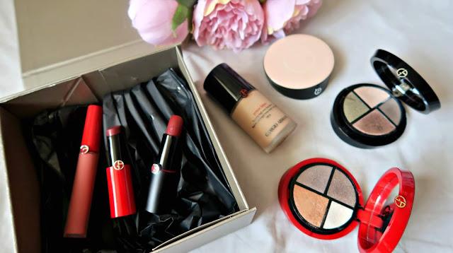 Danielle Levy, Liverpool blogger, Armani, Armani beauty, top picks: armani, beauty blogger, premium beauty blogger, wirral blogger,